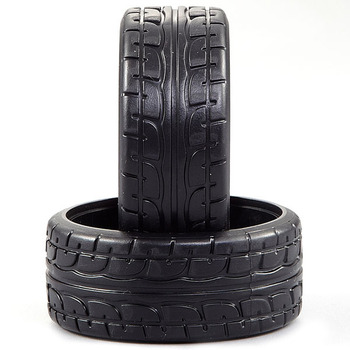 """Killerbody Drift Tread Tyre 1/ 10 Touring Car Type """"B"""" (4Pc) picture"""