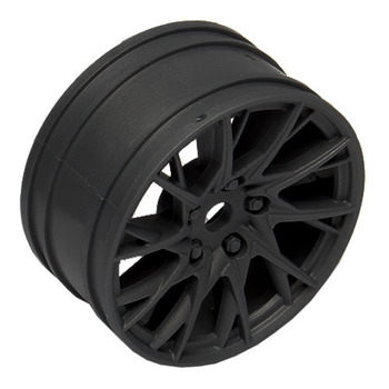 Team Associated Apex Lexus RC F Wheels - Black picture