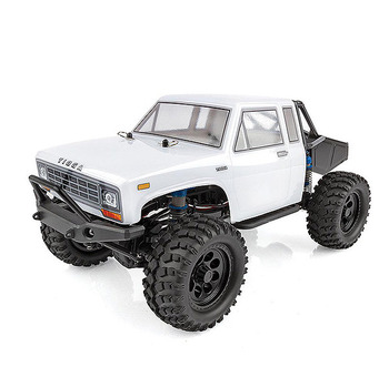 Team Associated Cr12 Tioga Trail Truck Rtr - Grey picture