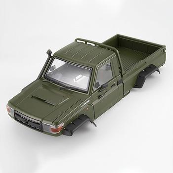 Killerbody Matte Green Toyota Land Cruiser 70 Hard Body Kit picture