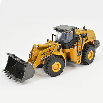 Huina 1/50 Diecast Wheel Loader Static Model picture