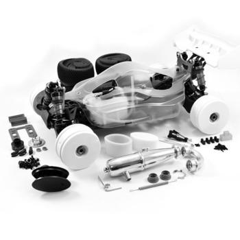 HoBao Hyper Vs 1/8 Buggy Nitro Roller 80% Pre-Assembled picture