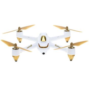 Hubsan 501s X4 Air White Fpv Drone W/Gps 1080p, 1key, Follow Me & Headless picture