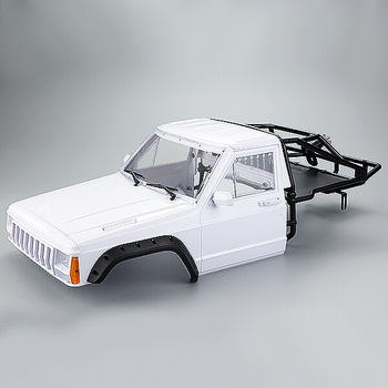 Fastrax 1/10 Rockee Pick-Up & Rear Cage Hardbody 313-324MM picture