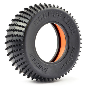 Fastrax 1/10 Kourse King Short Course Tyre - Med Compound picture