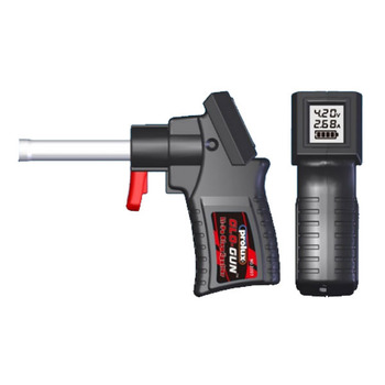 Prolux Glo-Gun LiPo Glow Ignit Or W/Lcd Indicator & Usb Cable picture