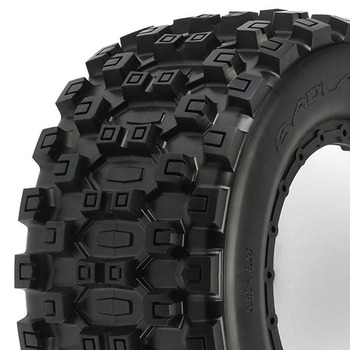 Proline Badlands Mx43 Pro-Loc Tyres For Xmaxx (F/R) picture