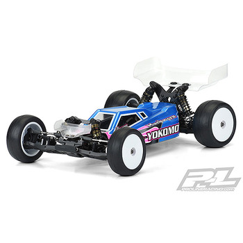 Pro-Line Axis Lightweight Body Clear For Yokomo Yz-2 picture