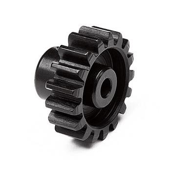 Fastrax 'Pro' Black Aluminium Pinion 43T picture