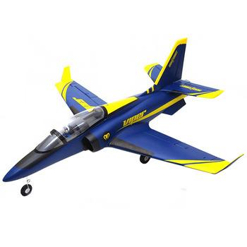 Roc Hobby 1100MM Viper Blue 70MM Edf Artf W/O Tx/Rx/Batt picture