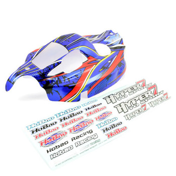 HoBao Hyper 7 Tq Sport New Printed Body (Blue) picture