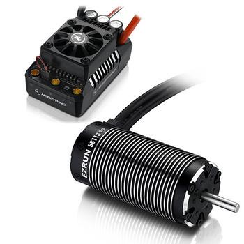 Hobbywing Combo Ezrun Max5 V3 Esc 56113 800Kv Motor (1/5Th) picture