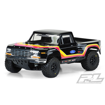 Proline 1979 Ford F-150 Race Clear Body For Slash/SC10 picture