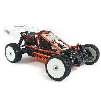 Hobao Hyper Cage Buggy Rtr W/Mach*28 Engine - Orange picture