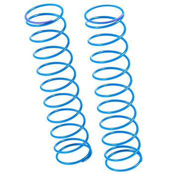 Axial Spring 14X70MM 1.43Lbs Purple (2) Blue In Color picture