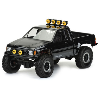 Proline 1985 Toyota Hilux Sr5 Clear Body (Cab+bed) SCx10 313 picture