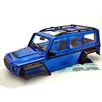 HoBao Dc-1 Dc1 Painted Blue Body With Accessories Set picture