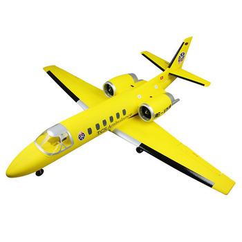 Dynam Cessna 550 Swiss Turbo Jet 1180MM W/O Tx/Rx/Batt picture