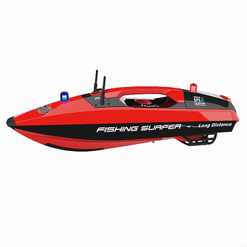 Fishing People Surf Launched RC Bait Release Gps Boat picture