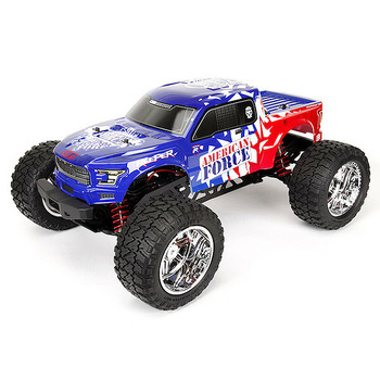 Cen Racing Reeper American Force 1/7 Rtr Monster Truck picture