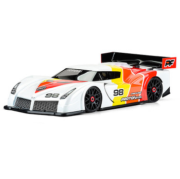 Pro-Line Protoform Hyper-Ss Clear Body Shell Regular Weight For 1:8GT picture