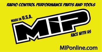 Mip Banner-Race, 24In. X 48In., Yellow #5103 picture