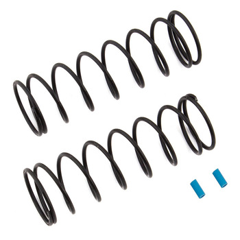 Team Associated Front Springs V2 Blue 5.5Lb/In RC8B3/RC8B3.1 picture