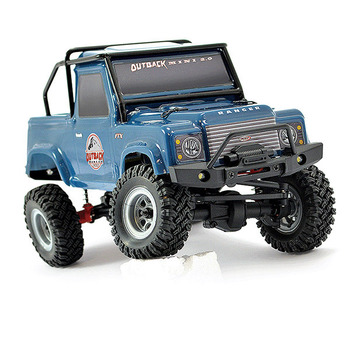 FTX Outback Mini 2.0 Ranger 1:24 Ready-To-Run Dark Blue picture