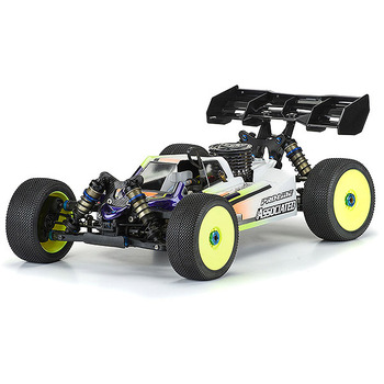 Pro-Line Axis Clear Body For Ae RC8B3.2/RC8B3.2E (Lcg Batt) picture