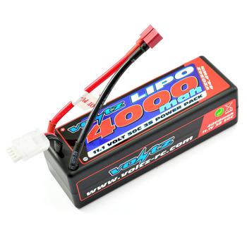 Voltz 3600Mah Hard Case 11.1V 35C Lipo Stick Pack picture
