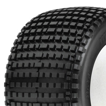 "Proline 'Blockade' 3.8"" Traxxas Bead Series Tyres (Mt) picture"
