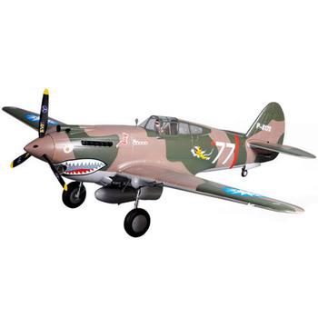 FMS 1400mm P-40b Super SCale Artf Warbird W/O Tx/Rx/Batt picture