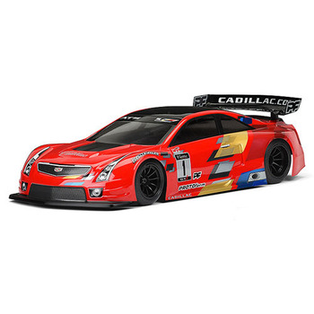 Protoform Cadillac Ats V.r Clear Bodyshell 200mm picture
