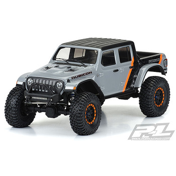 Pro-Line 2020 Jeep Gladiator Clear Body 313MM For Crawler picture