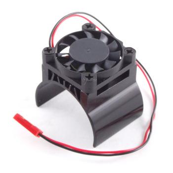 Fastrax Aluminium Motor Heatsink Fan Unit (Fan On Top) picture