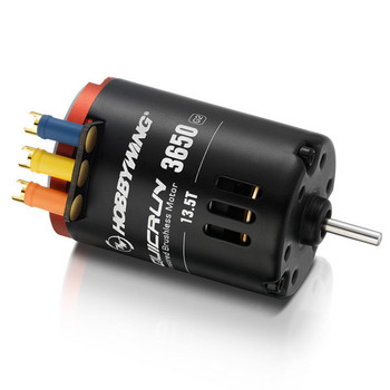 Hobbywing Quicrun 3650 G2 10.5T Sensored Motor picture