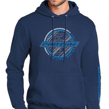 Pro-Line Sphere Navy Hoodie Sweatshirt - Medium picture