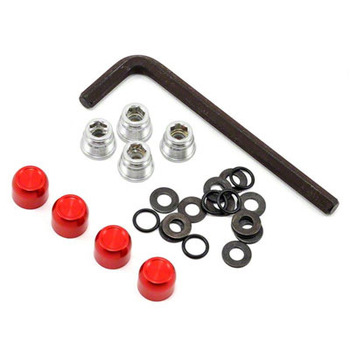 Gmade 1.9 Rh05 Wheel Hubs Red picture