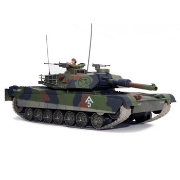Hobby Engine M1a1 Abrams Battle Tank - Camo picture