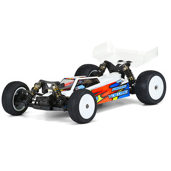 Pro-Line Axis Lightweight Body Clear For Yokomo Yz-4 picture