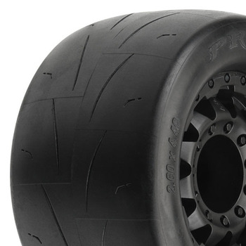 Proline Prime 2.8 All Ter. Tyres On Blk F11 Wheels (17mm) picture