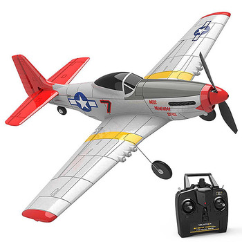 Volantex P-51D Mustang 4Ch 400MM Brushed W/Gyro Epp Rtf picture