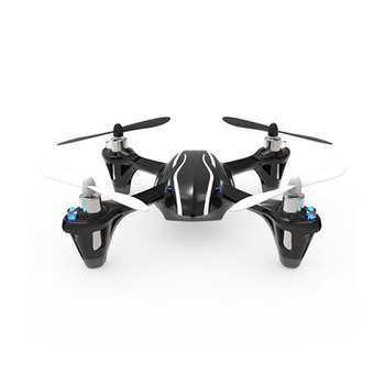 Hubsan X4 Mini Quadcopter Drone Led 4ch 2.4ghz Lcd Tx picture