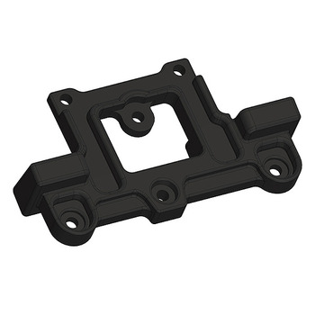 Corally Arm Holder Steering Deck Composite 1 Pc picture