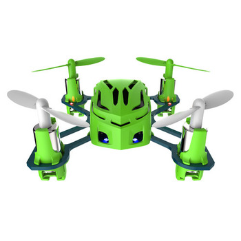 Hubsan Q4 Nano Quadcopter 4ch Green (Uk) Gift Box Edition picture