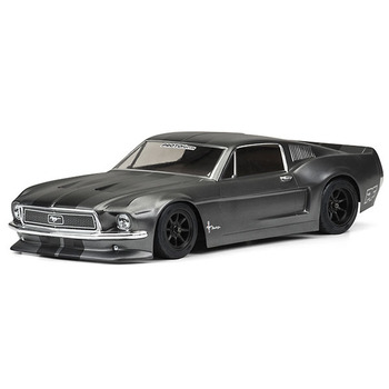 Protoform 1968 Ford Mustang Vta 200mm Clear Bodyshell picture