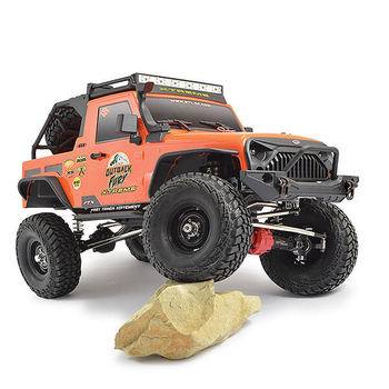 FTX Outback Fury Xtreme 4X4 Trail Crawler Roller picture