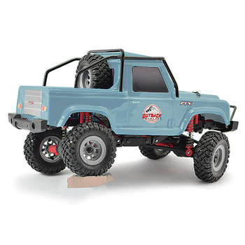 FTX Outback Mini 2.0 Ranger 1:24 Ready-To-Run Light Blue picture