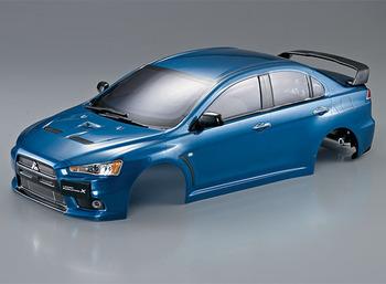 Killerbody Mitsubishi Lancer Evo X Finished Body Met-Blue picture