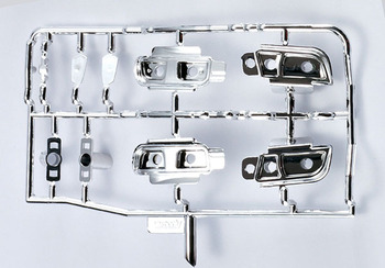 Killerbody Electroplated Light Bucket Set (2011 Camaro) picture